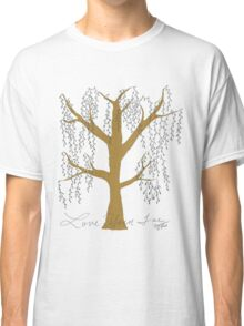 Weeping Willow in color Classic T-Shirt