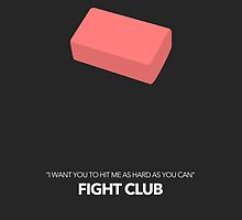 Fight Club Movie Poster by byxii