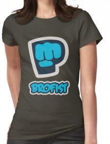 Pewdiepie Brofist Womens Fitted T-Shirt