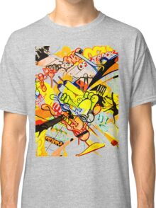 Gravity Painting Classic T-Shirt