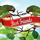 Best Friends (1924 views) by aldona