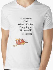 Magikarp Quote Mens V-Neck T-Shirt