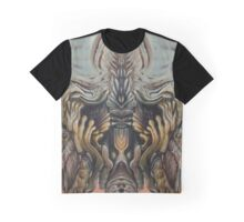 Dust on the Lens--Dharma Symmetry Graphic T-Shirt