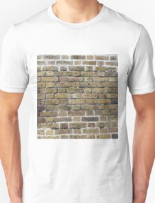Talk to the wall Unisex T-Shirt