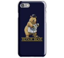 Repair Bear - Grizzly iPhone Case/Skin