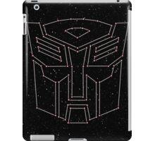 Stars Transformers Autobots iPad Case/Skin