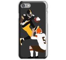 Minimalist Antonio Brown iPhone Case/Skin