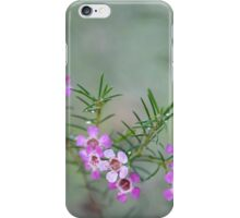 Nature in the front yard iPhone Case/Skin