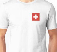 Switzerland Flag Unisex T-Shirt