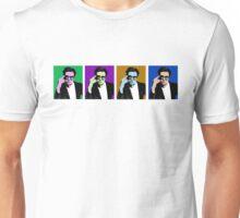 Andy Warhol Sebastian Stan Unisex T-Shirt