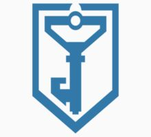 Ingress Resistance Logo over left Breast - Blue by tseven