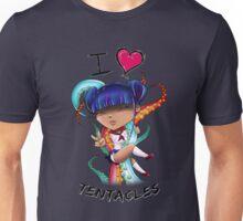 I Heart Tentacles Unisex T-Shirt
