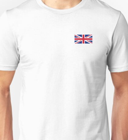 United Kingdom Flag Unisex T-Shirt