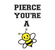 Pierce Bee Photographic Print