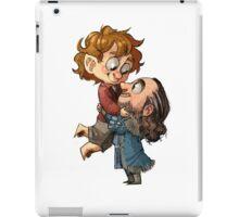 Bilbo and Thorin iPad Case/Skin