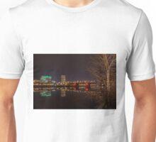The Eastbank Esplanade in Portland, Oregon Unisex T-Shirt
