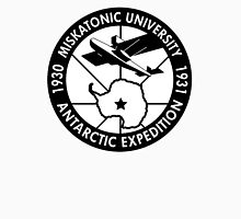 miskatonic university antarctic expedition logo Unisex T-Shirt