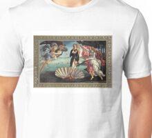 Birth Of Janet Unisex T-Shirt