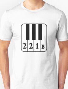 221 B Natural T-Shirt