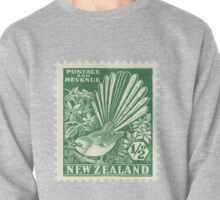 Fantail - New Zealand stamp Pullover