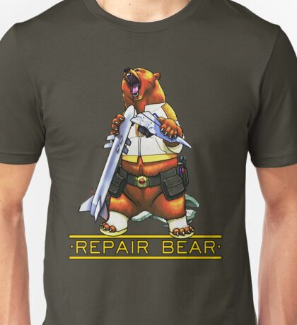 Repair Bear - Kodiak Unisex T-Shirt