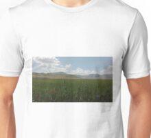Castelluccio plane #2 Unisex T-Shirt