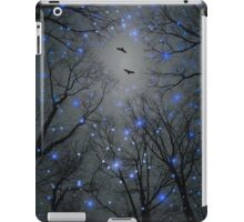 The Sight of the Stars Makes Me Dream (Geometric Stars Remix) iPad Case/Skin