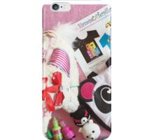 Unicorn and Panda Days iPhone Case/Skin