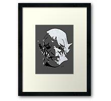 Azog the Defiler Framed Print
