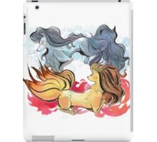 Pokemon - Ninetales iPad Case/Skin