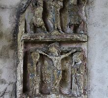 Medieval Niche  by Gilda Axelrod