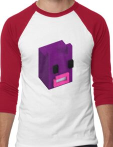 Voxel Bunnylord Men's Baseball ¾ T-Shirt