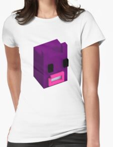 Voxel Bunnylord Womens Fitted T-Shirt