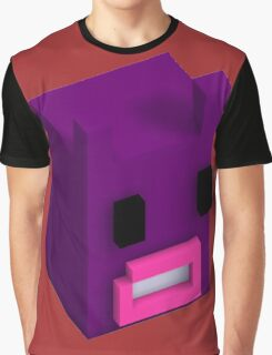 Voxel Bunnylord Graphic T-Shirt