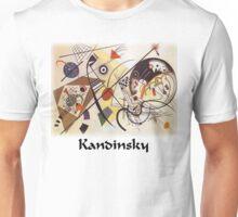 Kandinsky - Transverse Lines Unisex T-Shirt