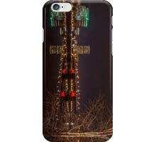 The Eastbank Esplanade in Portland, Oregon Perspective #2 iPhone Case/Skin