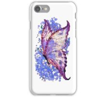 Magic butterfly  - Mariposa mágica iPhone Case/Skin