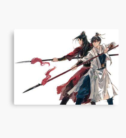 LYB - Spear Canvas Print