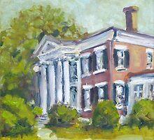 Rippavilla..the Southern Side by Susan E Jones