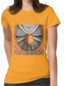 COVENTRY CATHEDRAL  WARWICKSHIRE  ENGLAND Womens Fitted T-Shirt