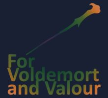 For Voldemort and Valour (UK) One Piece - Short Sleeve