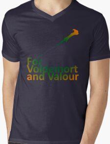 For Voldemort and Valour (UK) Mens V-Neck T-Shirt