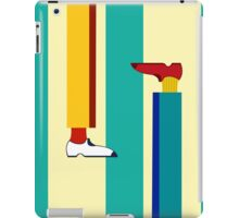Men's legs iPad Case/Skin