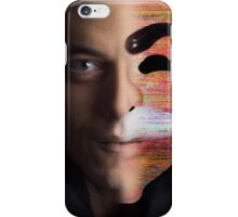 whois('Mr. Robot') iPhone Case/Skin