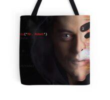 whois('Mr. Robot') Tote Bag