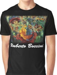 Boccioni - Laughter Graphic T-Shirt