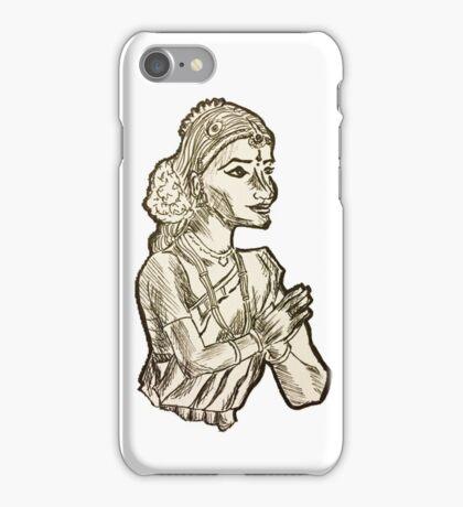 Onam Greeting iPhone Case/Skin