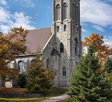 Sacred Heart of Mary Roman Catholic Church by PhotosByHealy