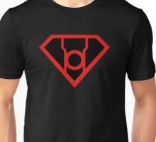Red Lantern Super Unisex T-Shirt