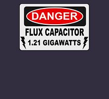 Back To The Future - Danger Flux Capacitor 1.21 Gigawatts Unisex T-Shirt